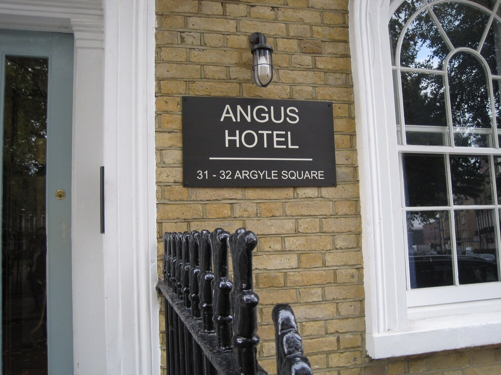Gallery image of The Angus Hotel