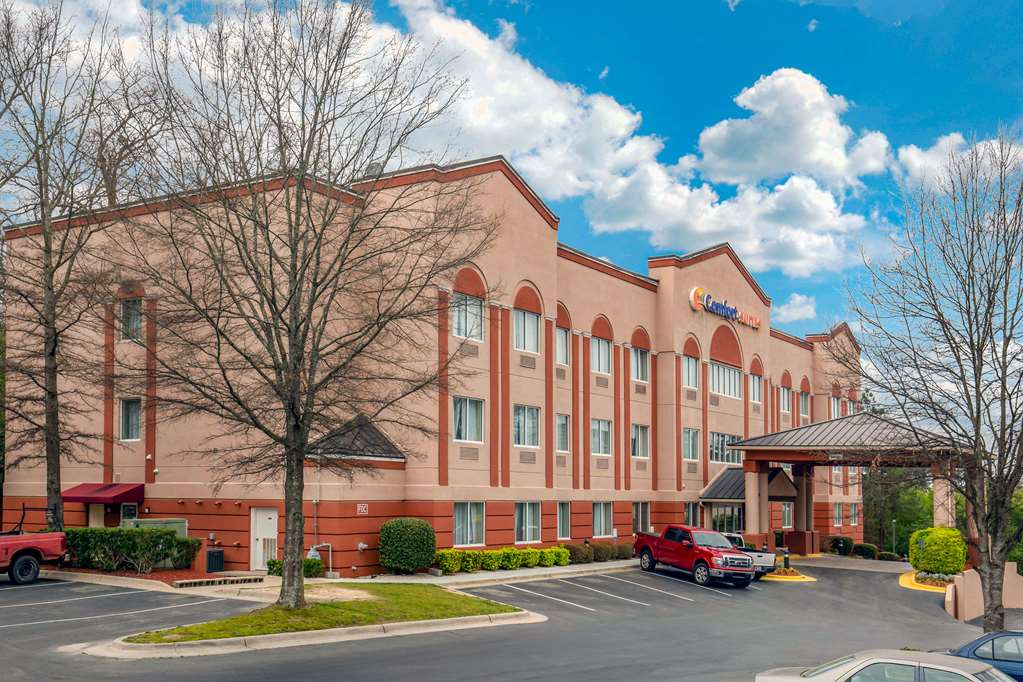 Comfort Suites Raleigh Walnut Creek