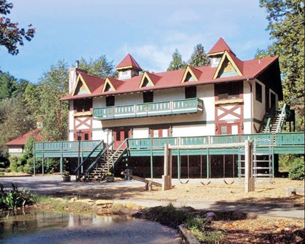 Alpine Crest Resort Club Of Helen
