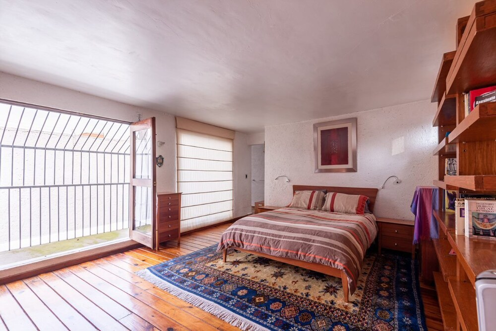 3 Bedroom house at the best of Coyoacan