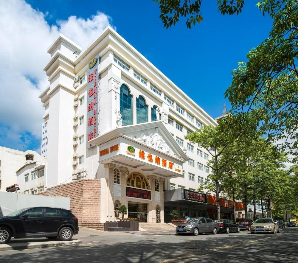 Vienna Hotel Shenzhen Futian Bagua Road