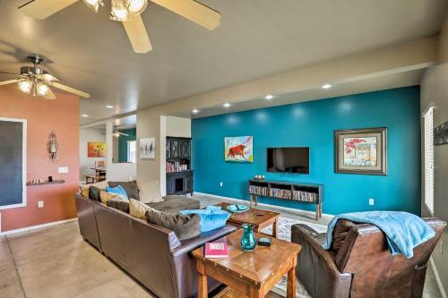 Tucson Home with Foosball Table Walk to UofA