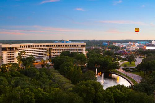 Hilton Orlando Lake Buena Vista Disney Springs Area