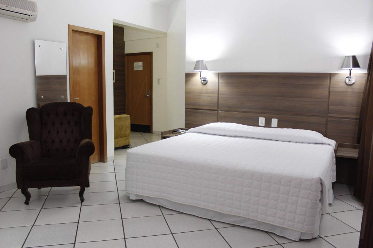 Gallery image of Barao Center Hotel