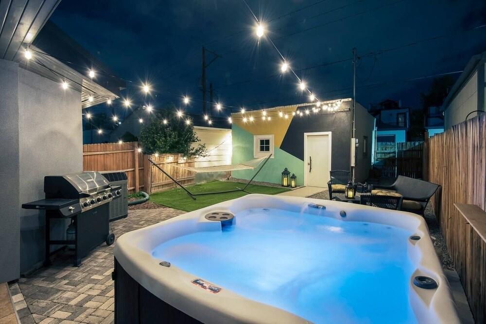 The Luxurious Lipan Launchpad Zen Paradise