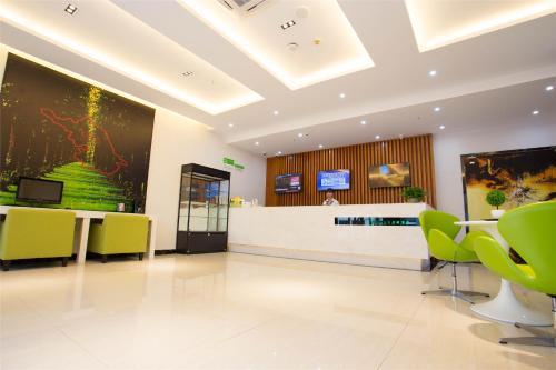 Vatica Suzhou Yongqiao District Yinhe 2 Road Wanda Plaza Hotel
