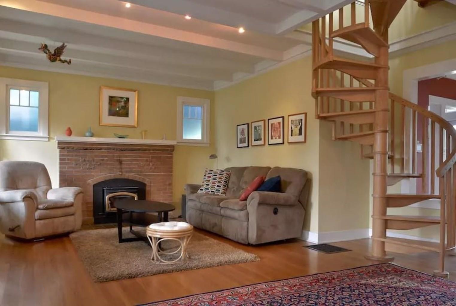 Craftsman Galveston House by RedAwning