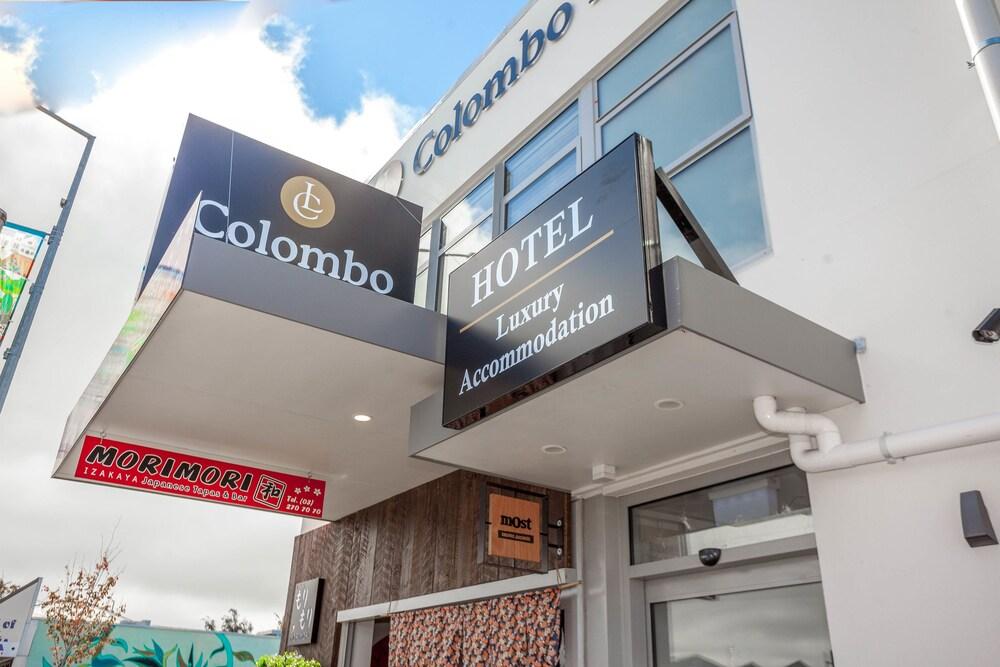 Colombo Lodge Christchurch