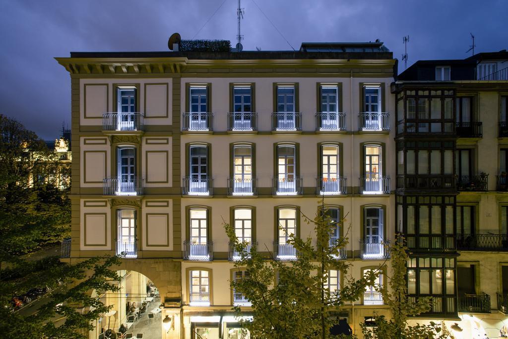 Pensión Plaza Guipuzcoa Rooms