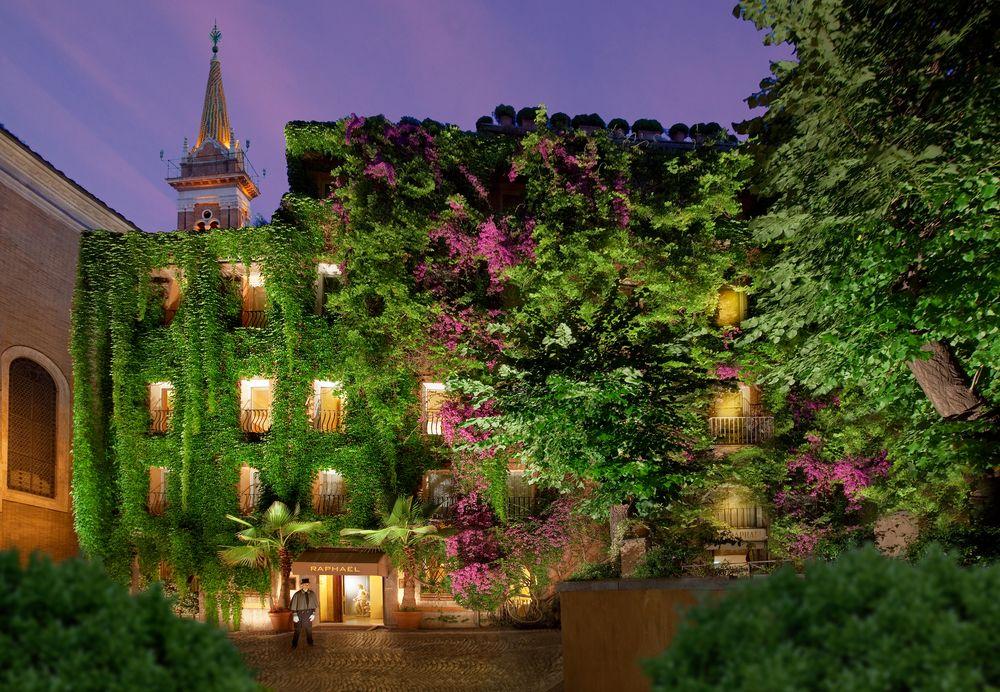 Hotel Raphael Relais & Chateaux