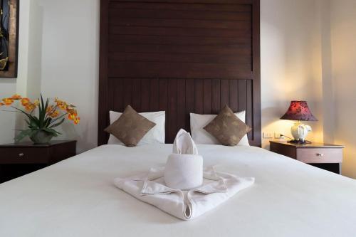 Oyo 844 The Leaf Hotel