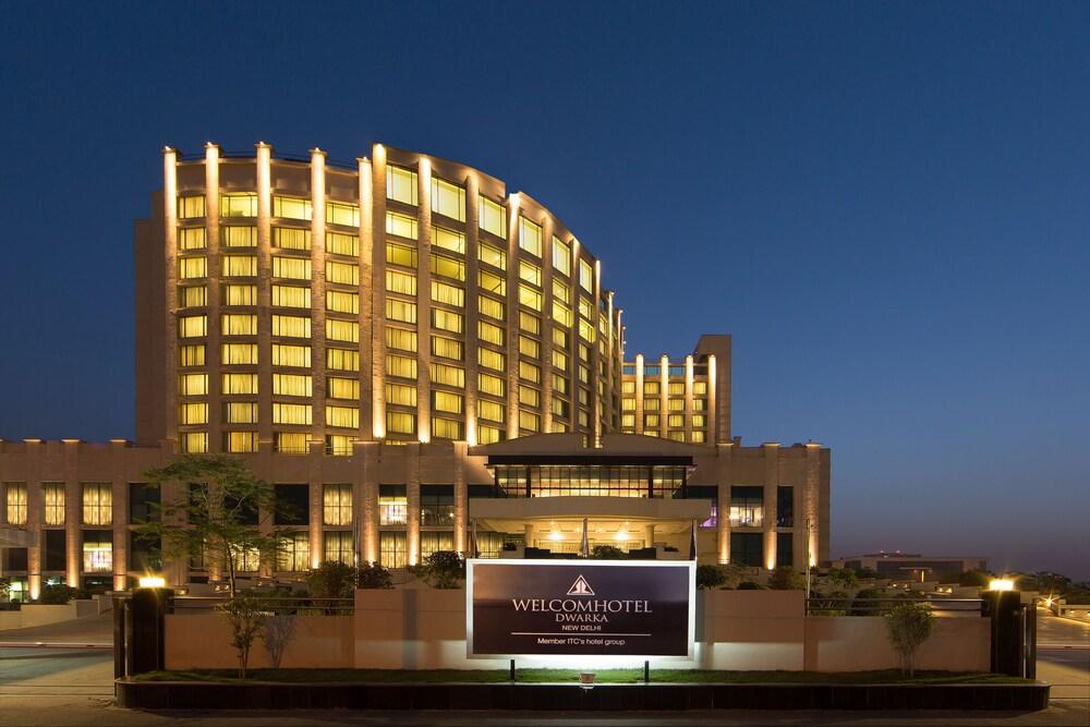 WelcomHotel Dwarka Member ITC Hotel Group