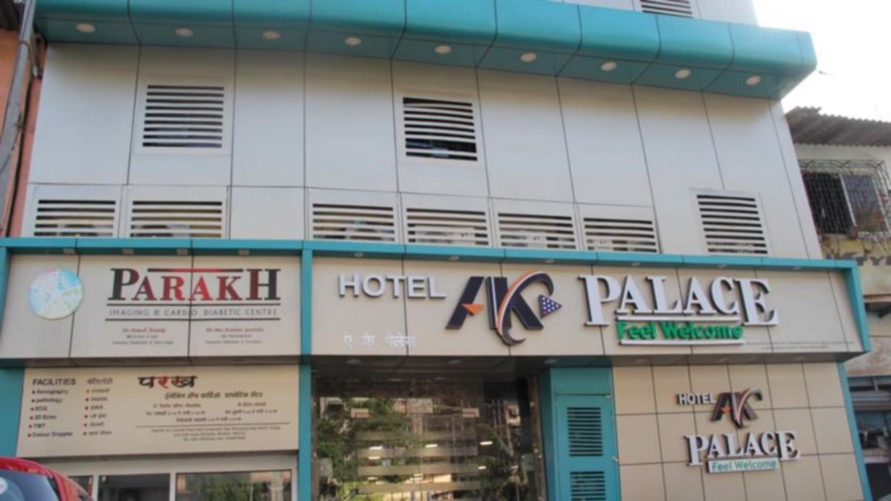 Oyo 5661 Hotel Ak Palace