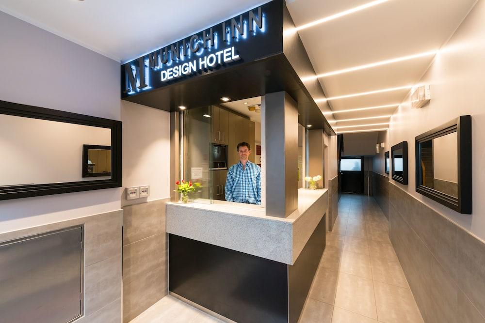 Hotel Munich Inn Design Hotel