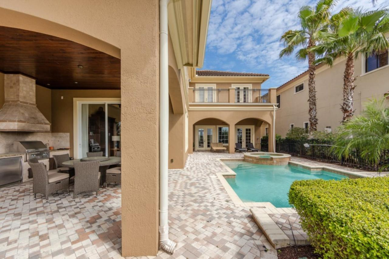 Picture This... Villa Holiday To Orlando With All Your Family Together Orlando Villa 3012