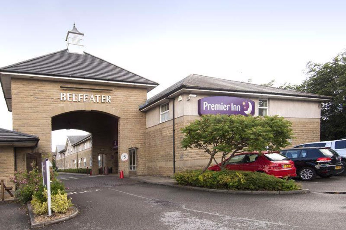 Premier Inn Leeds Bradford Airport