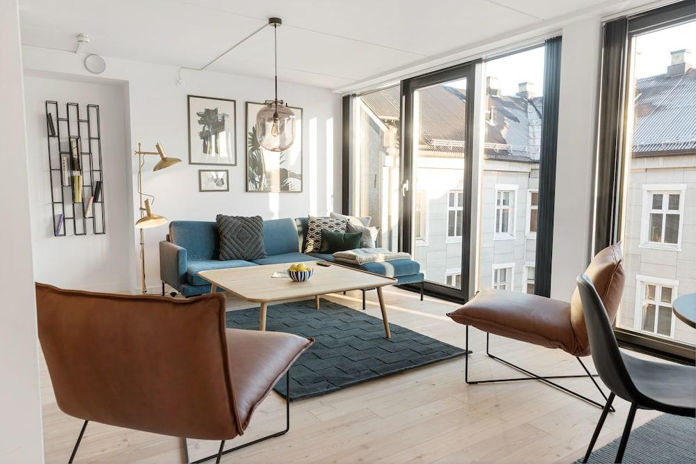 Frogner House Apartments Helgesens Gate 1