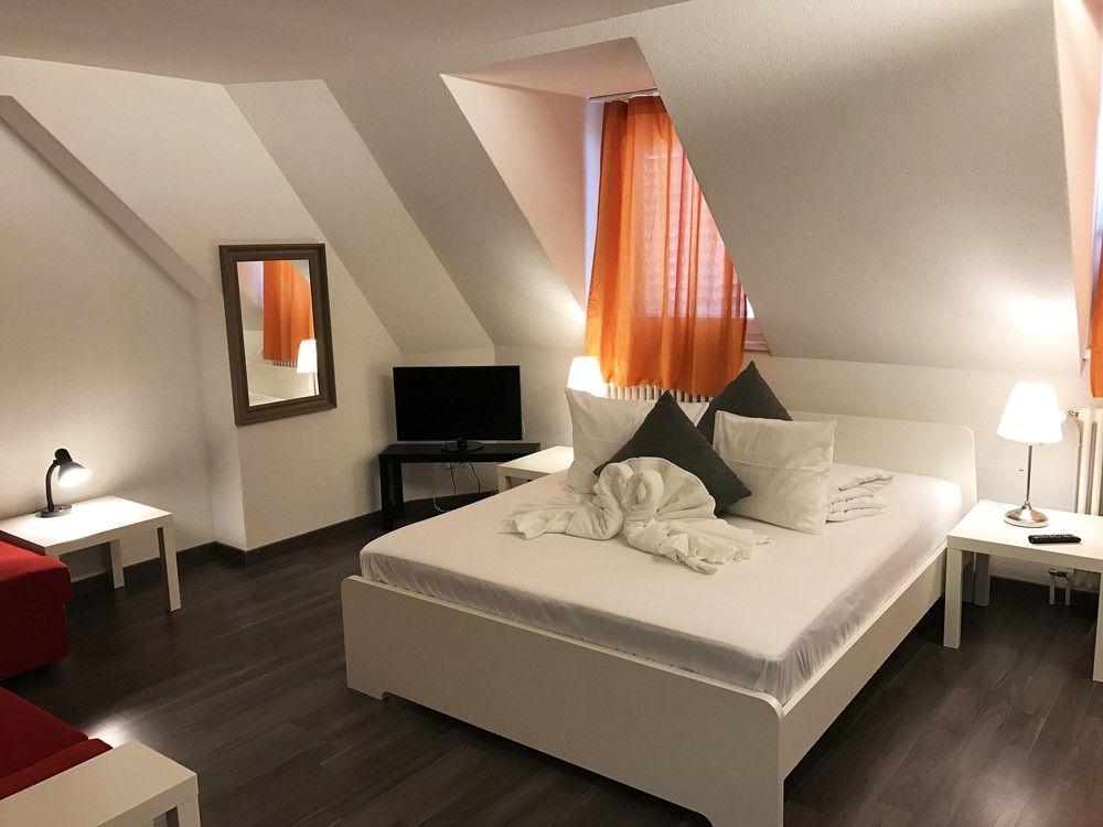 Inside Five City Apartments