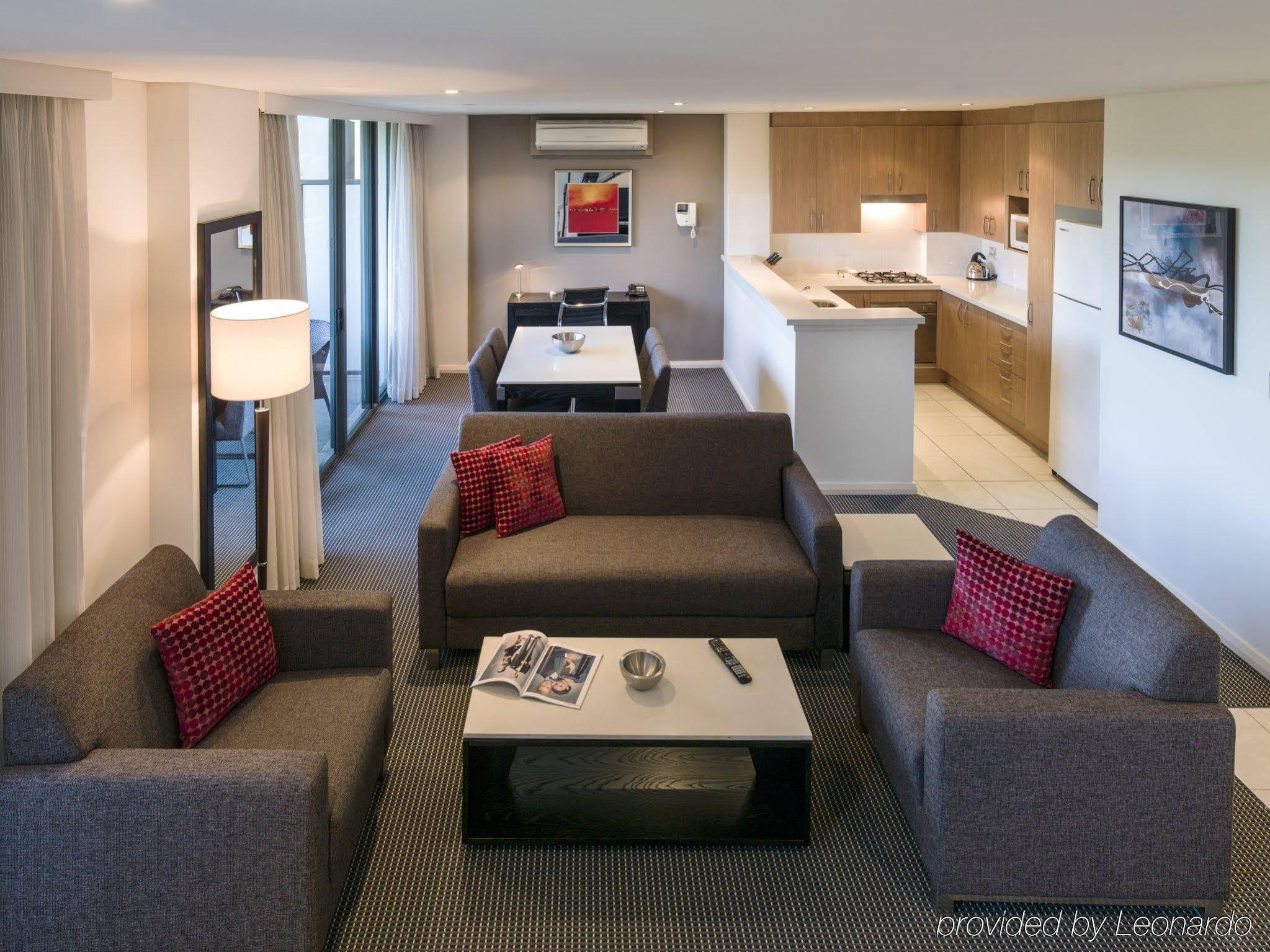 Meriton Serviced Apartments Parramatta