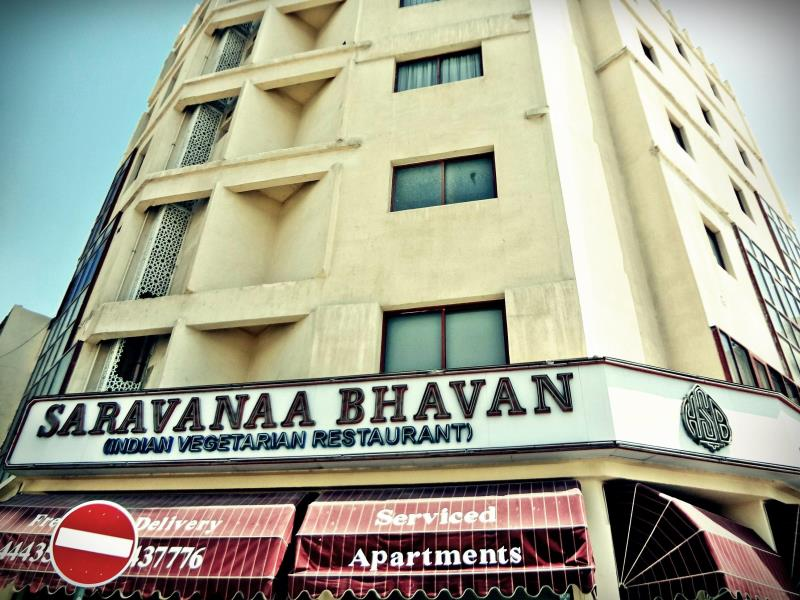 Saravanaa Bhavan Furnished Apartments