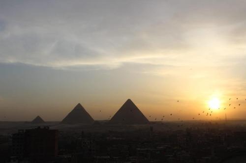 Telescopic Pyramids View