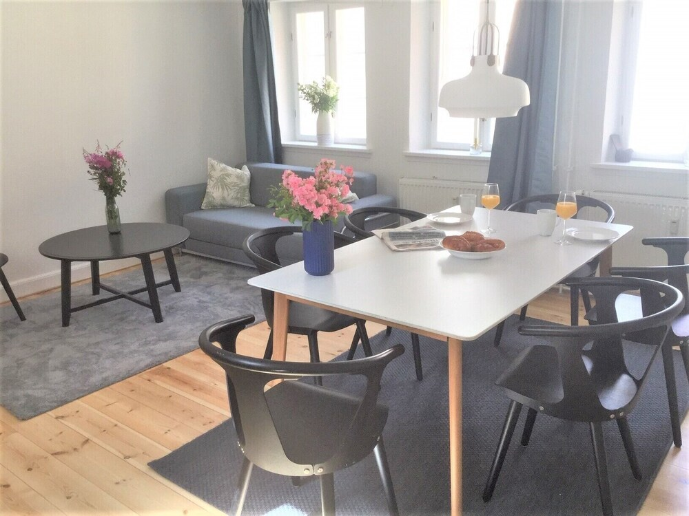 Brilliant 3 bedroom apartment in the heart of Copenhagen