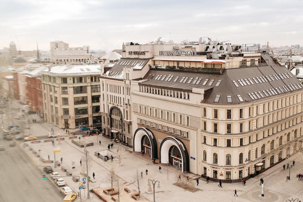 The St. Regis Moscow Nikolskaya