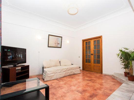Apartlux Belorusskaya Suite