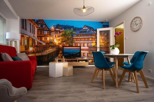 Strasbourg Appart Cosy Hyper Centre