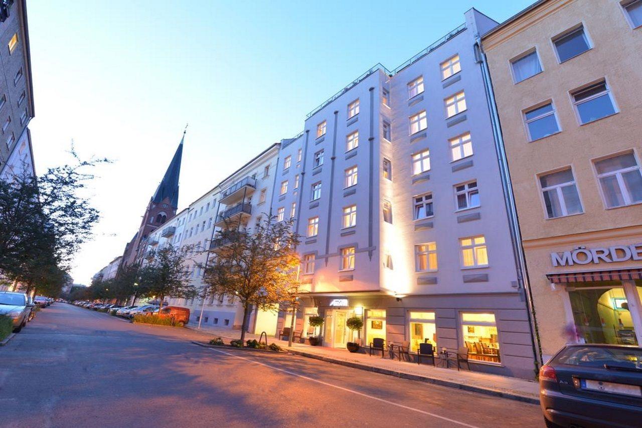 Hotel Adelante Berlin Mitte