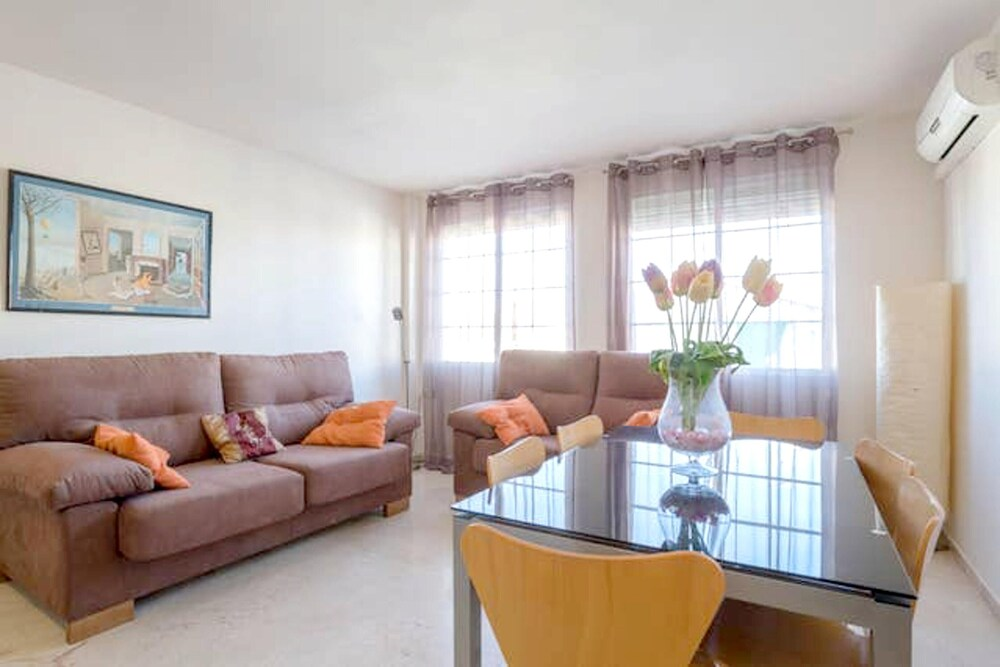 Apartment With 2 Bedrooms in Granada With Wifi 80 km From the Beach