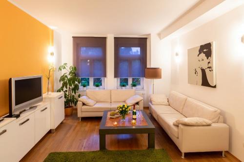 Apartment 1 Rothenburger Straße