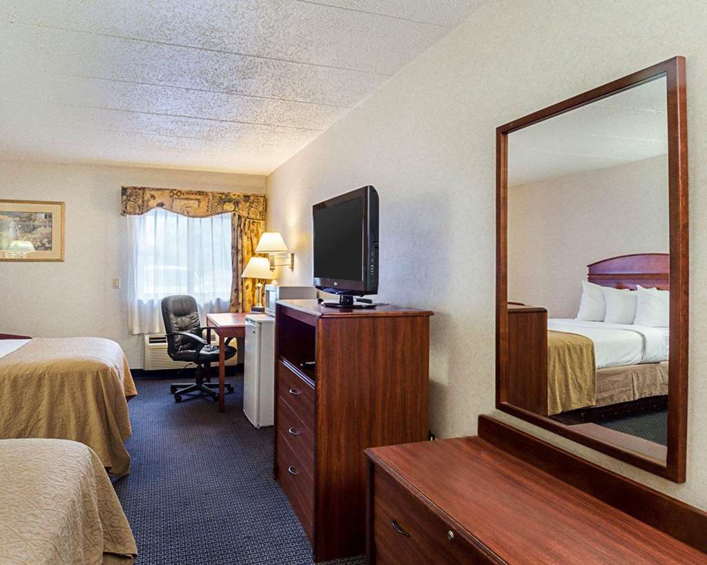 Gallery image of Quality Inn & Suites Worcester