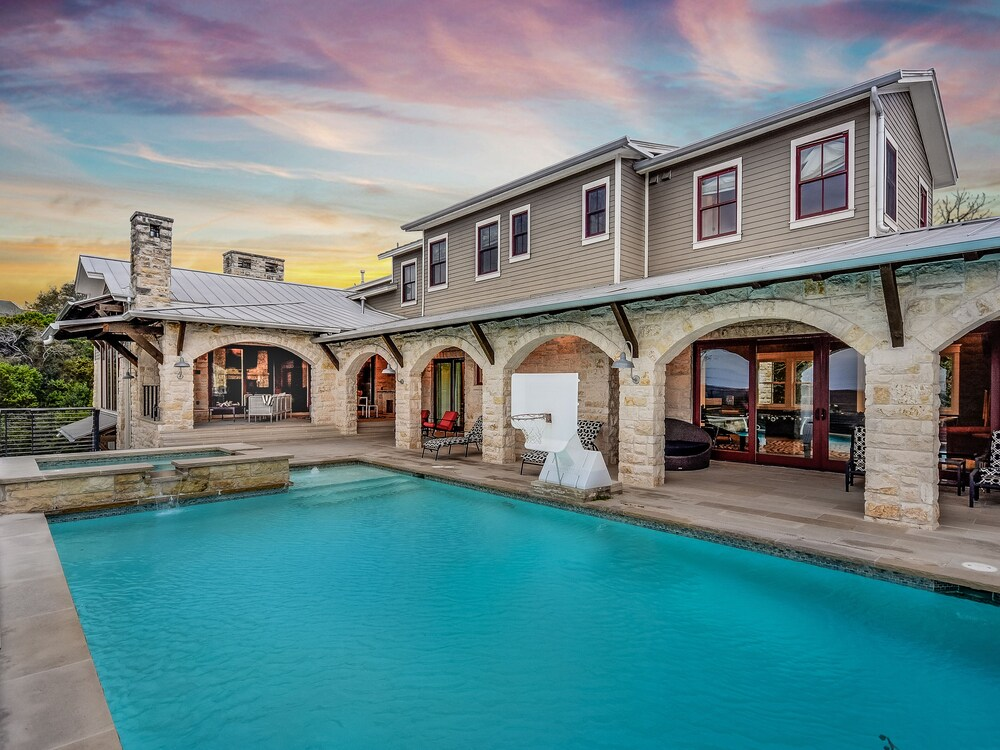 The Arrive Canyon View Estate 7 Bedroom Home
