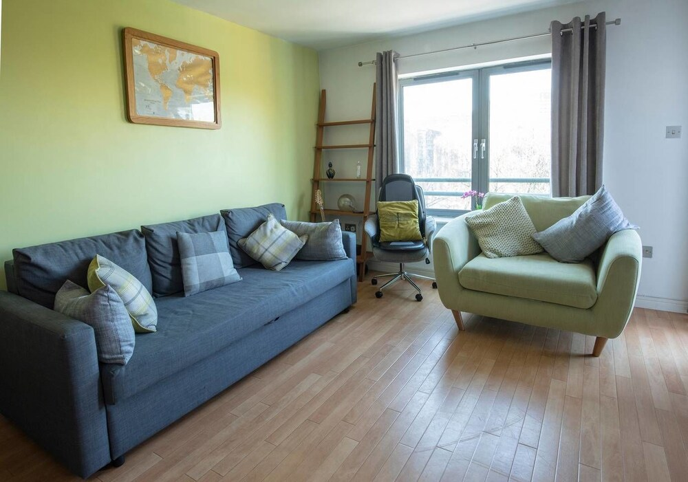 Homely 2BR Flat in Northern Quarter