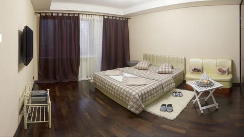 Apartment on Saksaganskogo 87