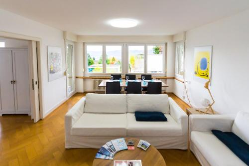 Sunny and quiet apartment 20 min from Zurich Main Station