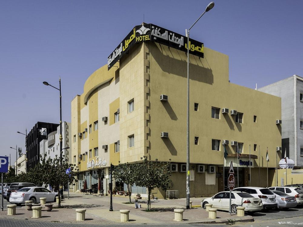 Asoul 6 Hotel Suites