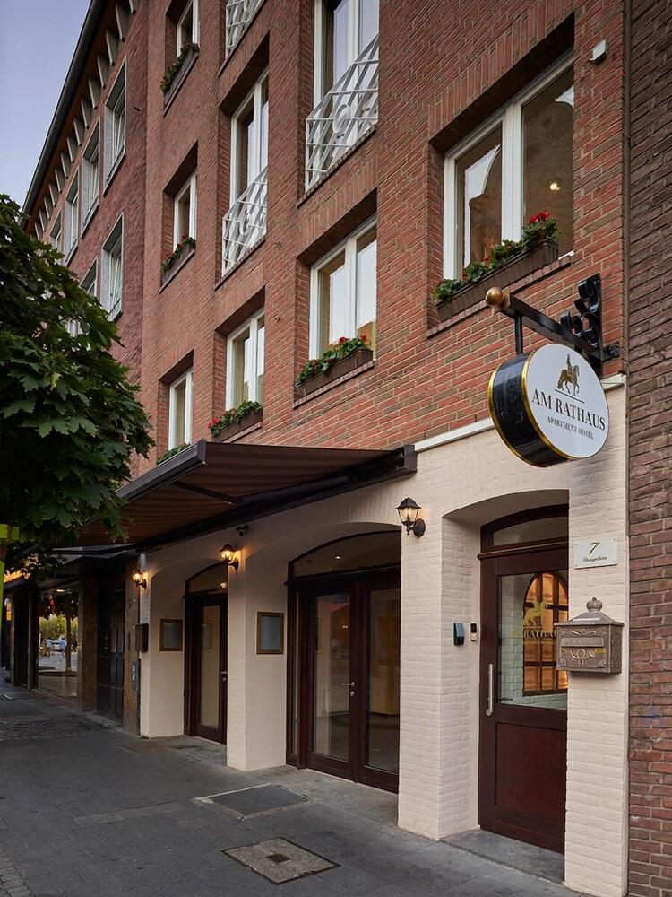 Apartment Hotel am Rathaus