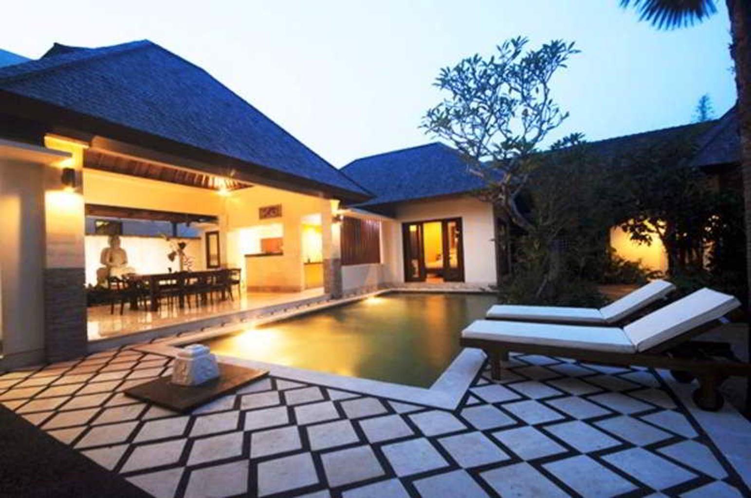 The Genah Villa Canggu