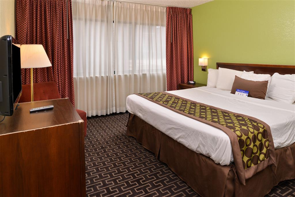Gallery image of Americas Best Value Inn & Suites Extended Stay Tulsa
