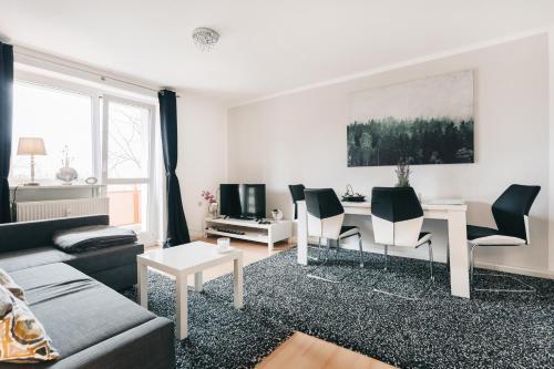 Schlummi gemütliche zentrale & saubere Wohnung