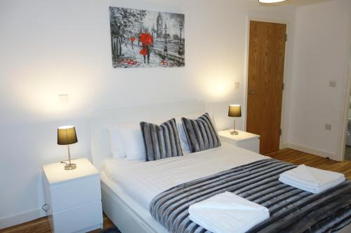 Aire Modern Apartments Leeds 2 Bed 2 Bath