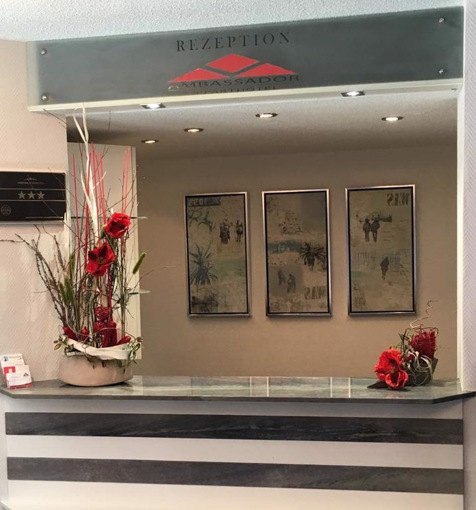 Gallery image of Ambassador Apparthotel