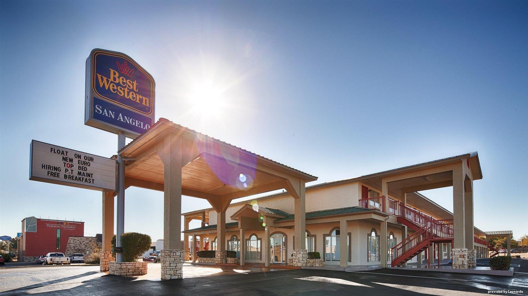Gallery image of Days Inn by Wyndham San Angelo