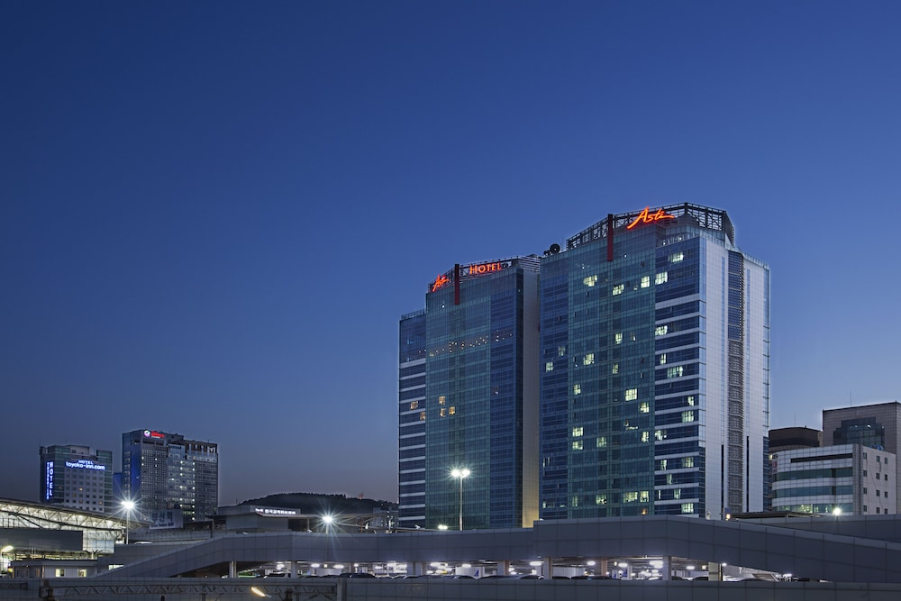 Asti Hotel Busan Station