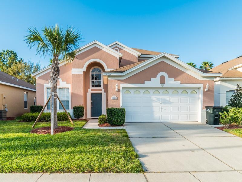 King Palm Villa 8056
