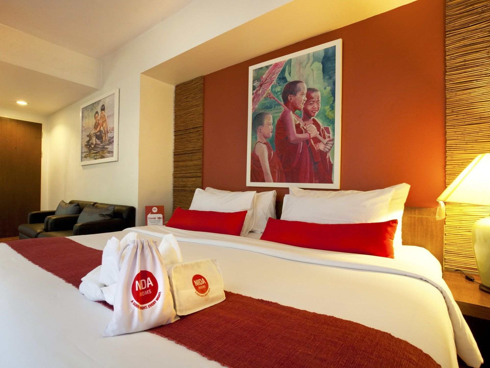 Nida Rooms Phra Nakhon 36 Landmark