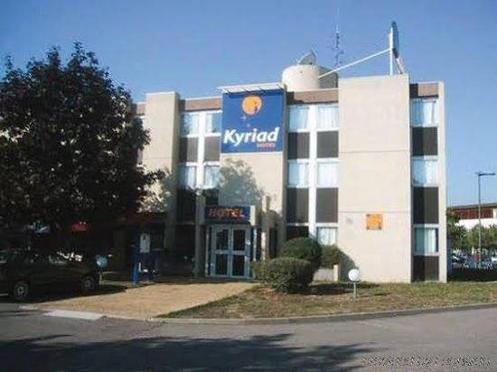 Kyriad Lyon Est Vaulx En Velin