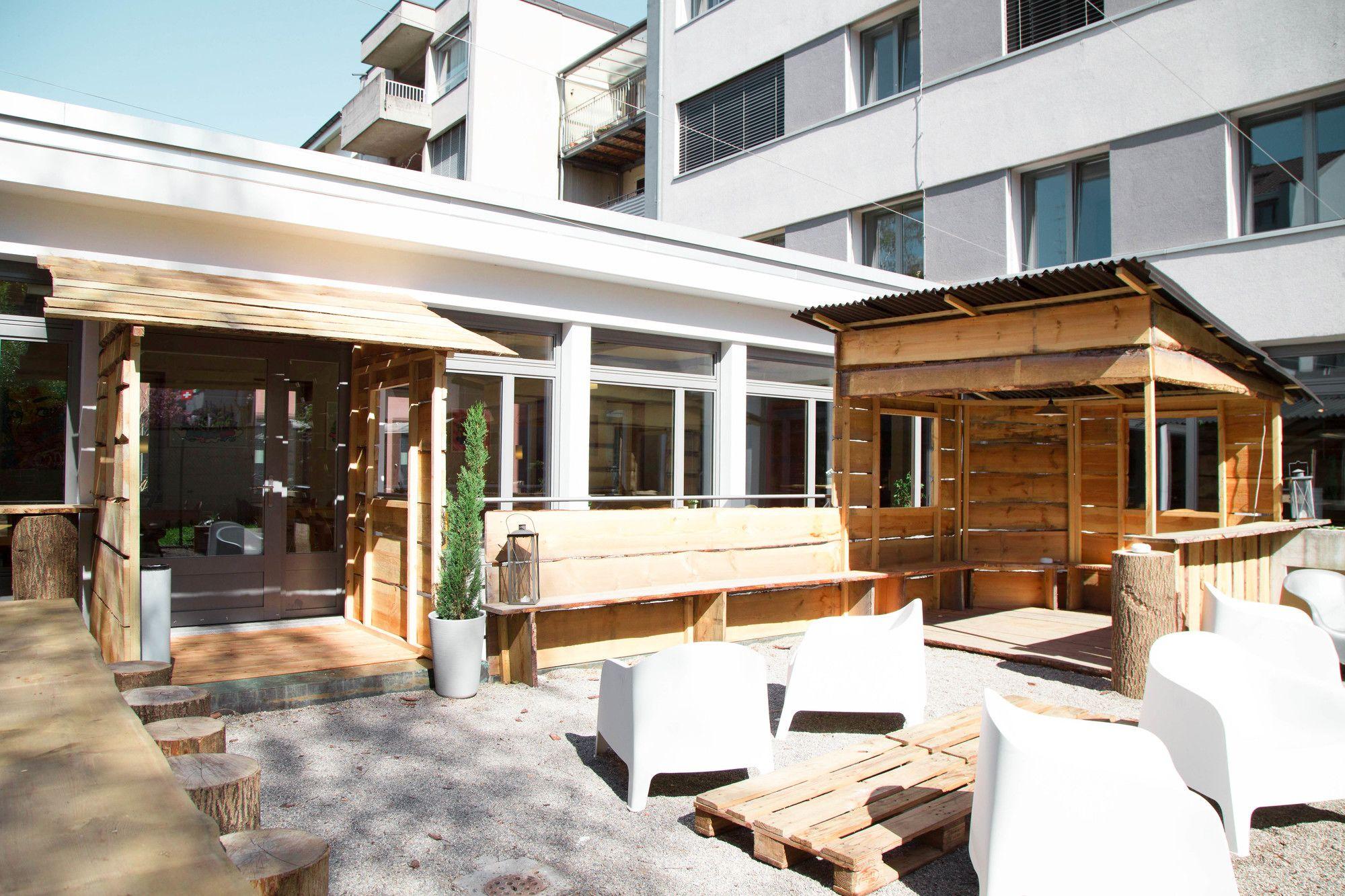 Ymca Hostel Basel
